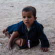 Bedouin child — Foto Stock