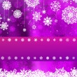 Beige christmas background. EPS 8 - Image vectorielle