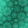Blue Christmas Background. EPS 8 - Vettoriali Stock