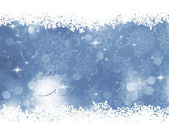Blue gray Christmas background. EPS 8 — Stock Vector