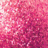 Pink glitters on a soft blurred background. EPS 8 — Vecteur