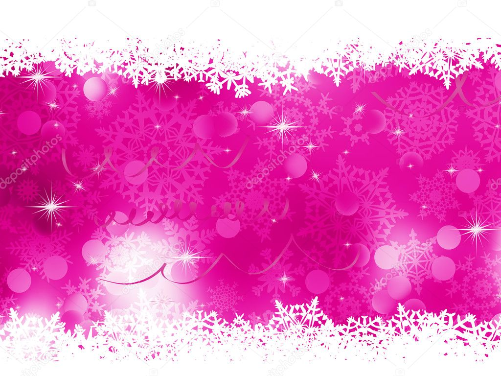 fundo rosa de natal eps 8 � vetor de stock 169 beholdereye