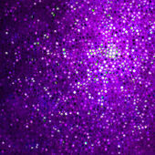 Template on purple glittering. EPS 8 — 图库矢量图片