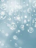 Veselé vánoční přání. eps 8 — Stock vektor