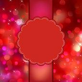 Glittery multicolor Christmas background. EPS 8 — Stock Vector