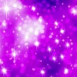 Stock Vector: Glittery purple Christmas background. EPS 8