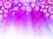 Christmas light purple background. EPS 8 — Stock Vector
