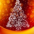 Elegant christmas background. EPS 8 — 图库矢量图片