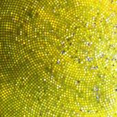 Amazing template design on yellow. EPS 8 — Stock Vector