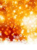 Abstract christmas with snowflake. EPS 8 — Stock Vector