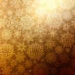 Royalty-Free Stock Vectorafbeeldingen: Christmas background with snowflakes. EPS 8