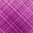 Wallace tartan purple background. EPS 8 — Stock Vector
