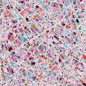 Fond de couleur de mosaïque. eps 10 — Vecteur