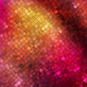 Pink glitters on a soft blurred background. EPS 10 — Stockvector