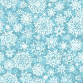 Christmas seamless pattern snowflake. EPS 10 — Stockvector