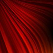 Rot glatt twist lichtlinien. eps 10 — Stockvektor