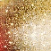 Increíble diseño de plantillas en el oro. eps 10 — Vector de stock