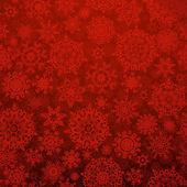 бесшовный узор глубокий красный рождество. eps 10 — Cтоковый вектор