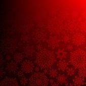 Seamless deep red christmas. EPS 10 — Stock Vector