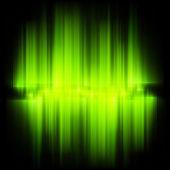 Aurora Borealis. Colorful abstract. EPS 10 — Stock Vector