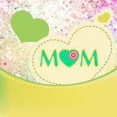 Happy Mother's Day. EPS 10 — Vector de stock
