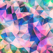 абстрактный зеленый и розовый. eps 10 — Cтоковый вектор