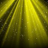 雪花、 星星的红光路径上。8 eps — 图库矢量图片