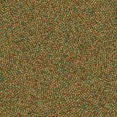 Vintage polka rosette texture. EPS 8 — Stock Vector