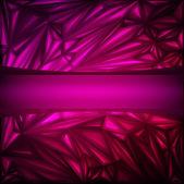 Glow hi-tech background design. EPS — Stock Vector