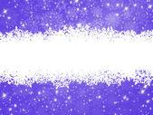 Elegant fiolet christmas background. EPS 8 — Stock Vector