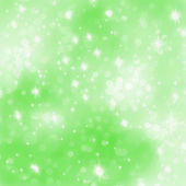 Glittery green Christmas background. EPS 8 — Stock Vector