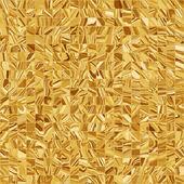 золотой мозаичный фон. eps 8 — Cтоковый вектор