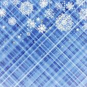 Fond bleu de noël. eps 8 — Vecteur