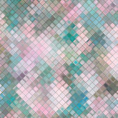 Blue glitters on a soft blurred. EPS 10 — Vector de stock