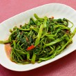 Stir Fried Vegetables on plate — Stock Photo #30601509