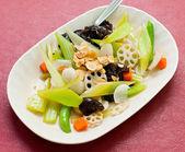 Comida asiática chinesa de coleção — Foto Stock