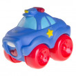 Baby car, Baby toy car on background — Stock Photo #31913795