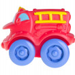 Baby car, Baby toy car on background — Stock Photo #31913803