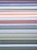 Fabrics textile. Cotton Fabric Sample — Stock Photo