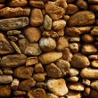 Stone wall. stone background — Stock Photo