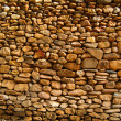 Stone wall. stone background — Stock Photo #34955893