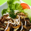 Stir fry noodles — Stockfoto