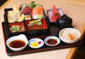 Japanese Bento Lunch set — Stock Photo