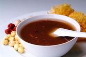 Red Bean Soup, Asia Dessert — Stock Photo