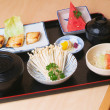 Japanese Bento Lunch set — Stock Photo