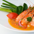 Thai Food Tom Yum seafood asifood — Stock Photo #35060951