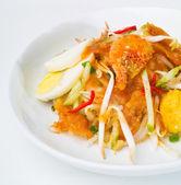 Rojak, Asian salad rojak on background — Stock Photo