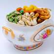 Mixed Nuts in a Bowl — Stock Photo #35070429
