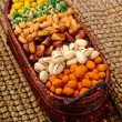 Stock Photo: Mixed Nuts in a Bowl