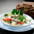 Foto Stock: Thai green curry